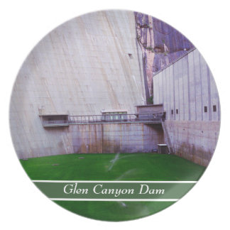 Glen Canyon Dam Plate