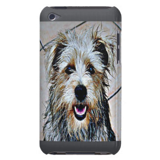 Glen of Imaal Terrier Pop Art Barely There iPod Cover