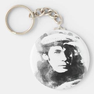 Glenn Gould Key Ring