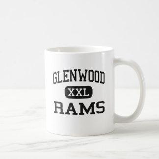 Glenwood - Rams - Senior - Glenwood Iowa Basic White Mug