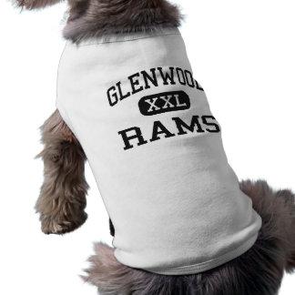 Glenwood - Rams - Senior - Glenwood Iowa Dog Tee