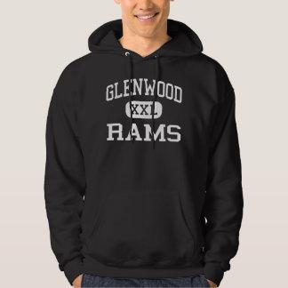 Glenwood - Rams - Senior - Glenwood Iowa Pullover