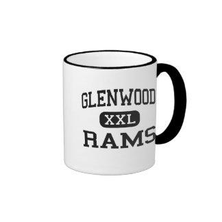 Glenwood - Rams - Senior - Glenwood Iowa Ringer Mug