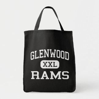 Glenwood - Rams - Senior - Glenwood Iowa Grocery Tote Bag