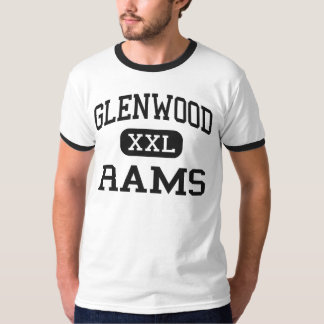 Glenwood - Rams - Senior - Glenwood Iowa Tshirt