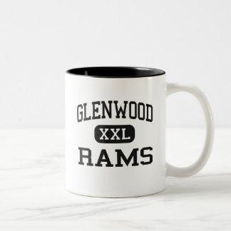 Glenwood - Rams - Senior - Glenwood Iowa Two-Tone Mug