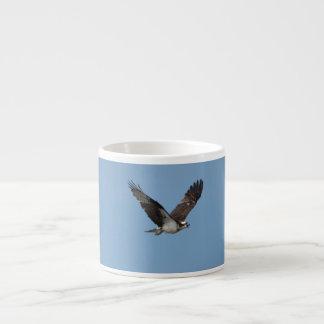Gliding Osprey Espresso Cup