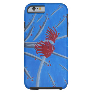 Glimpse of Spring Tough iPhone 6 Case