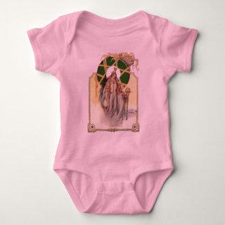 Glinda, Dorothy & Ozma Baby Bodysuit
