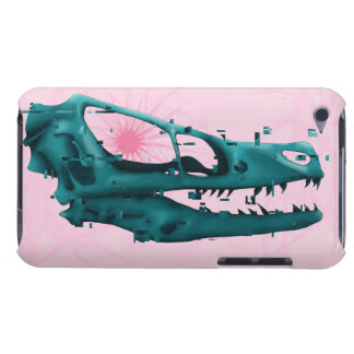 Glitched Dinosaur iPod Touch Cases