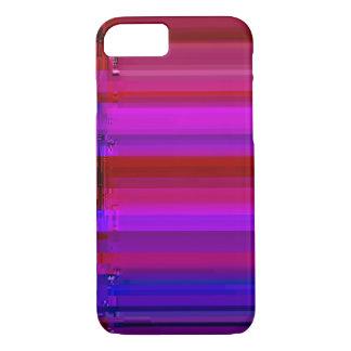 Glitched Video Screen Capture No. 1 iPhone 8/7 Case