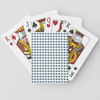 Glitter Diamonds Playing Cards