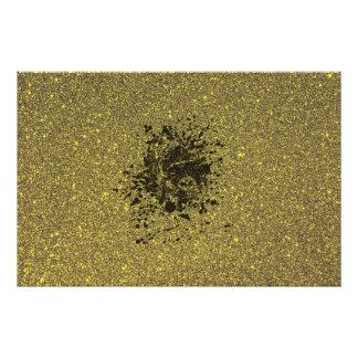 Glitter Monkey Photo Print