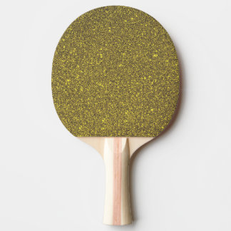 Glitter Ping Pong Paddle
