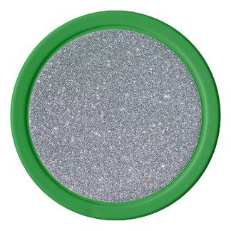 Glitter Poker Chips