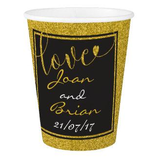 Glittering Love Wedding Stationery