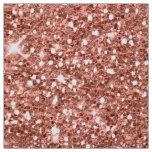 Glittering Rose Gold ID144 Fabric