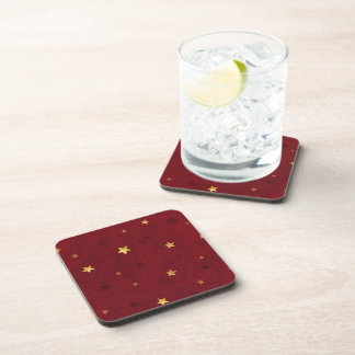 Glittering stars Royal Red Coaster