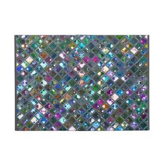 Glitz Tiles Multicoloured 2 Powis iPad mini case
