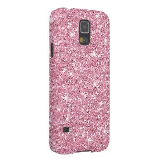 Glitzy Bubblegum Glitter Case For Galaxy S5