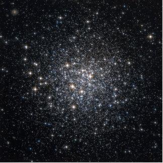 Globular Cluster M72 Stars Space Photo Sculpture
