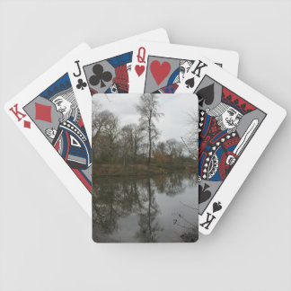 Gloomy Pond Playing Cards
