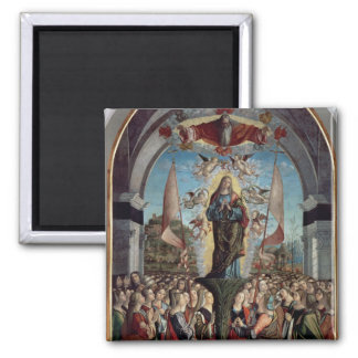 Glorification of St. Ursula and her Companions Magnet