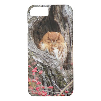 Glory the Screech Owl iPhone 8/7 Case