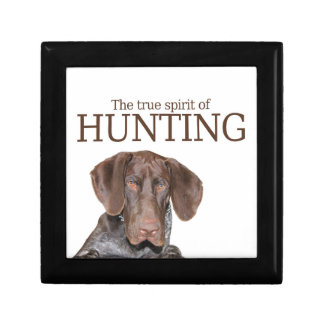 Glossy Grizzly true spirit of hunting Gift Box