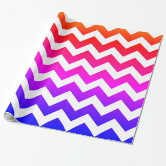 Glossy paper : Ipanema Art collection, zig-zag Wrapping Paper