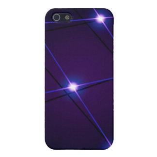 Glow Grid Speck Case