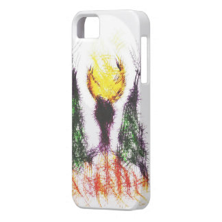 Glow of a light iPhone 5 cover