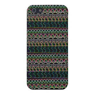 Glow Pattern Case For iPhone 5/5S