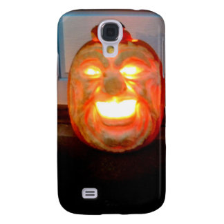 Glowing Cackle Galaxy S4 Case