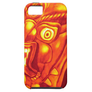 Glowing Monster iPhone 5 Cover