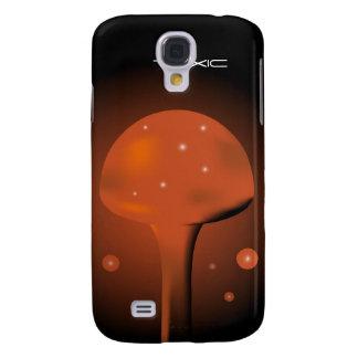 Glowing Mushroom  Galaxy S4 Case