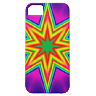 Glowing Star Case For The iPhone 5