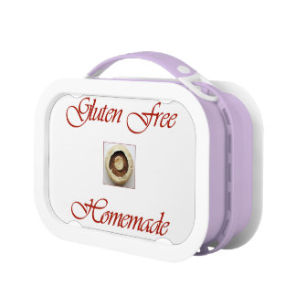 Gluten Free Homemade Lunchbox Purple