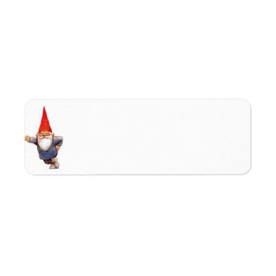 Gnome Label