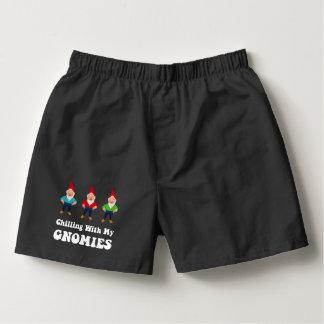 Gnomies Boxers