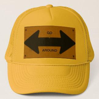 Go Around Trucker Hat