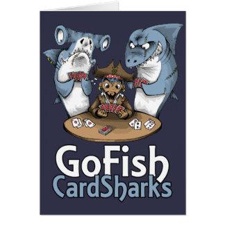 Go Fish Card Sharks