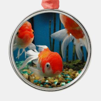 Go Fish Christmas Ornament