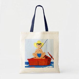 Go Fish Tote Bag