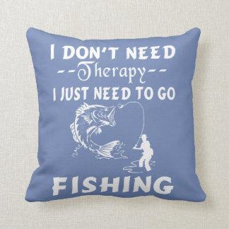 GO FISHING CUSHION