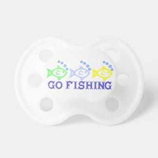 Go Fishing Dummy