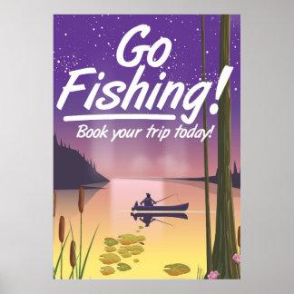 Go Fishing! Poster