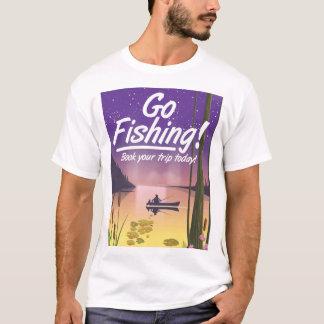 Go Fishing! T-Shirt