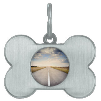 Go For It Pet ID Tag