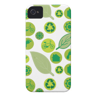 Go Green environment friendly iPhone 4 Case-Mate Case
